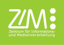 Logo des Zentrum für Informations- und Medienverarbeitung